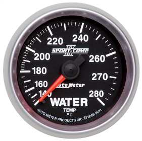 Sport-Comp II™ Mechanical Water Temperature Gauge