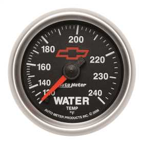 GM Series Mechanical Water Temperature Gauge