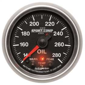 Sport-Comp II™ Electric Oil Temperature Gauge