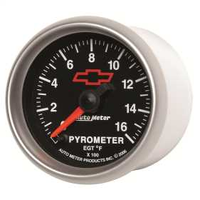 GM Series Electric Pyrometer Gauge Kit