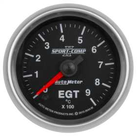 Sport-Comp II™ Electric Pyrometer Gauge Kit