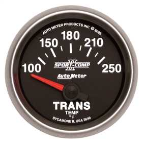 Sport-Comp II™ Electric Transmission Temperature Gauge
