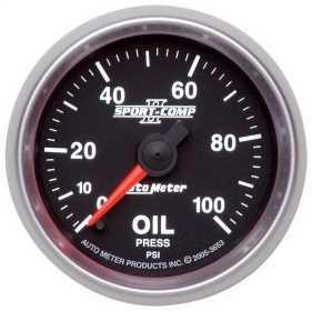 Sport-Comp II™ Digital Oil Pressure Gauge