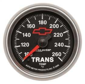GM Series Electric Transmission Temperature Gauge 3657-00406