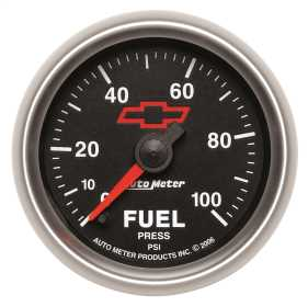 GM Series Electric Fuel Pressure Gauge