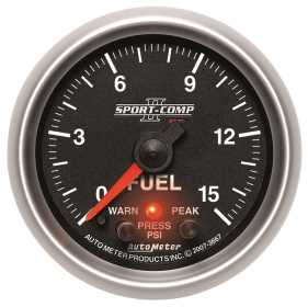 Sport-Comp II™ Electric Fuel Pressure Gauge