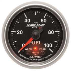 Sport-Comp II™ Electric Fuel Pressure Gauge 3671