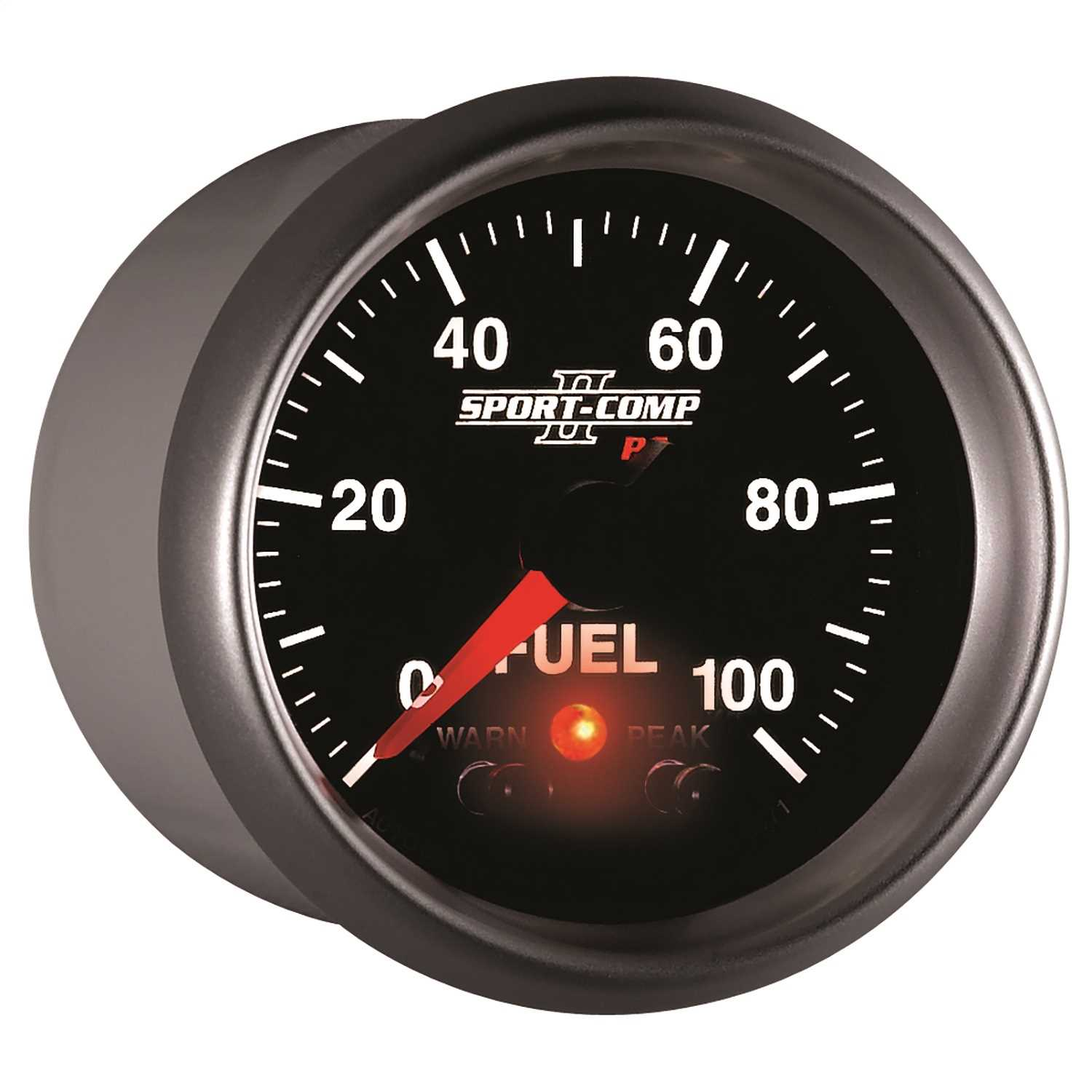 AutoMeter Sport-Comp II™ Electric Fuel Pressure Gauge 3671 3671