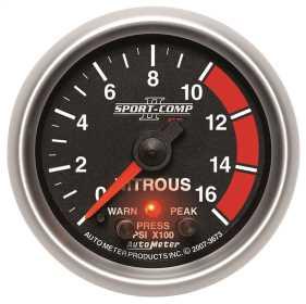 Sport-Comp II™ Electric Nitrous Pressure Gauge