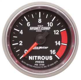 Sport-Comp II™ Digital Nitrous Pressure Gauge