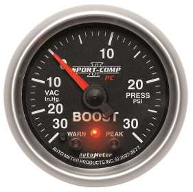 Sport-Comp II™ Electric Boost/Vacuum Gauge