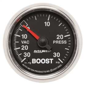 GS™ Mechanical Boost/Vacuum Gauge