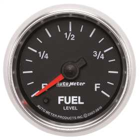 GS™ Programmable Fuel Level Gauge