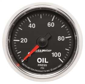 GS™ Mechanical Oil Pressure Gauge