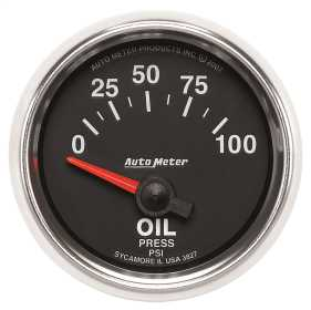GS™ Electric Oil Pressure Gauge