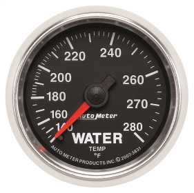 GS™ Mechanical Water Temperature Gauge