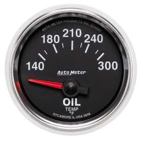 GS™ Electric Oil Temperature Gauge