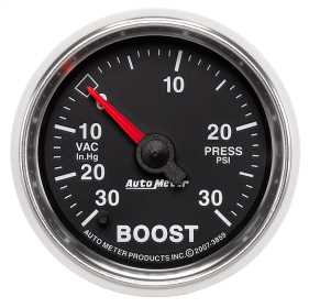 GS™ Electric Boost/Vacuum Gauge