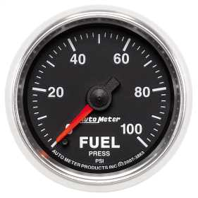 GS™ Electric Fuel Pressure Gauge