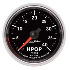 GS™ High Pressure Oil Pump Gauge