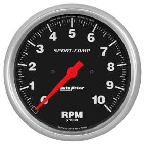 Sport-Comp™ In-Dash Electric Tachometer