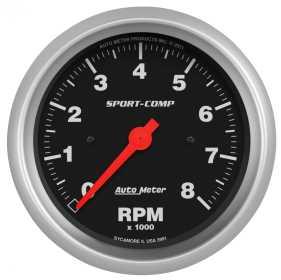 Sport-Comp™ In-Dash Electric Tachometer 3991