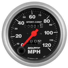 Sport-Comp™ In-Dash Mechanical Speedometer