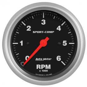 Sport-Comp™ In-Dash Electric Tachometer 3996