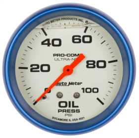 Ultra-Nite™ Oil Pressure Gauge
