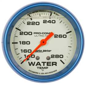 Ultra-Nite™ Water Temperature Gauge