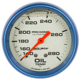 Ultra-Nite™ Oil Temperature Gauge