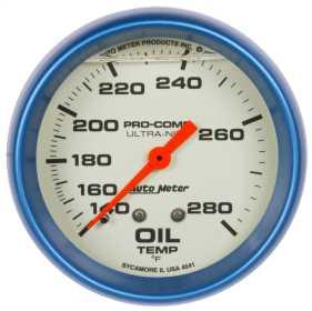 Ultra-Nite™ Oil Temperature Gauge