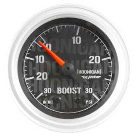 Hoonigan™ Mechanical Vacuum/Boost Gauge