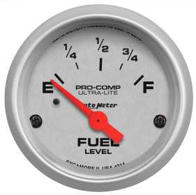 Ultra-Lite® Electric Fuel Level Gauge