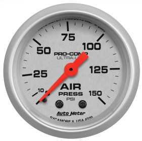 Ultra-Lite® Mechanical Air Pressure Gauge