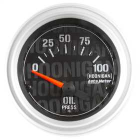 Hoonigan™ Electric Oil Pressure Gauge