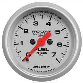 Ultra-Lite® Electric Fuel Pressure Gauge 4363-M