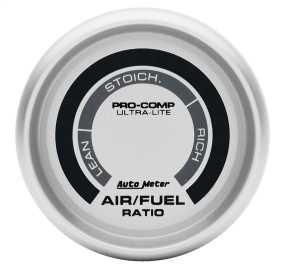 Ultra-Lite® Electric Air Fuel Ratio Gauge