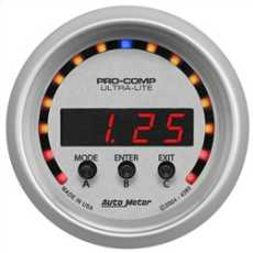 Electronic Multi Purpose Gauge