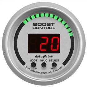 Ultra-Lite® Digital Boost Controller Gauge