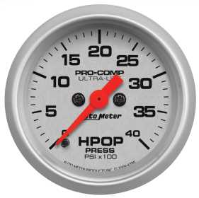 Ultra-Lite® High Pressure Oil Pump Gauge