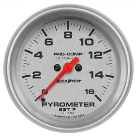 Ultra-Lite® Digital Pyrometer Gauge