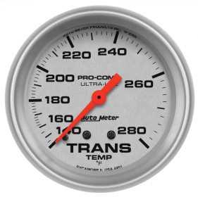 Ultra-Lite® Mechanical Transmission Temperature Gauge 4451
