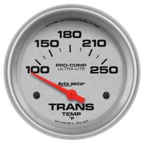 Ultra-Lite® Electric Transmission Temperature Gauge 4457