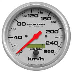 Ultra-Lite® In-Dash Electric Speedometer 4489-M