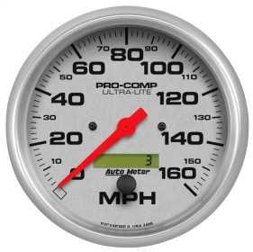 Ultra-Lite® In-Dash Electric Speedometer 4489