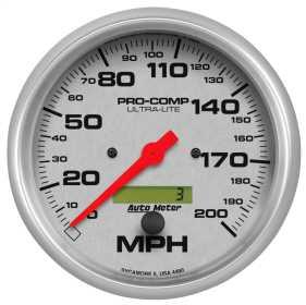 Ultra-Lite® In-Dash Electric Speedometer 4490