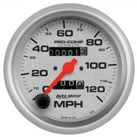 Ultra-Lite® In-Dash Mechanical Speedometer