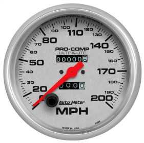 Ultra-Lite® In-Dash Mechanical Speedometer 4496
