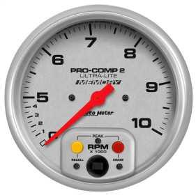 Ultra-Lite® In-Dash Dual Range Tachometer